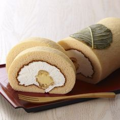sakura swiss roll