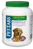 I like this  Pet-Tabs Plus AF (Advanced Formula), 365 ct. (Made in USA) / http://www.dancamacho.com/pet-tabs-plus-af-advanced-formula-365-ct-made-in-usa/