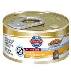 6.5% protein Hill's® Science Diet® Minced Adult Cat Food | Canned Food | PetSmart