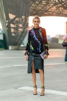 The Olivia Palermo Lookbook Pinterest: KarinaCamerino