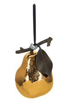 """Search Results for """"michael aram golden pear ornament – domino Xmas Wreaths, Christmas Tree Ornaments, Christmas Holidays, Christmas Decorations, Holiday Decor, Christmas Ideas, Pear Drawing, Indoor Picnic, Holiday Gift Guide"""