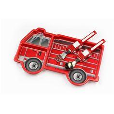 Assiette de pompier