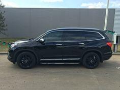 honda pilot elite black edition for sale