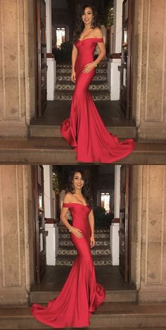 long prom dresses - Gorgeous Off the Shoulder Red Mermaid Long Prom Dress Evening Dress 17368 from FancyGown Junior Prom Dresses, Prom Dresses For Teens, Elegant Prom Dresses, Mermaid Prom Dresses, Cheap Prom Dresses, Long Dresses, Long Evening Dresses, Red Mermaid Dress, Strapless Prom Dresses