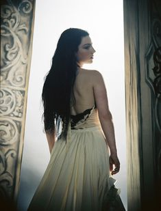 Amy Lee from Evanescence is beautiful