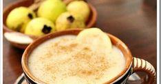 Guava Atole / Atole De Guayaba Recipe   Yummly Breakfast Dessert, Dessert For Dinner, Guava Recipes, Maseca, Champurrado, Delicious Fruit, Yummy Yummy, Latin Food, Quick Easy Meals