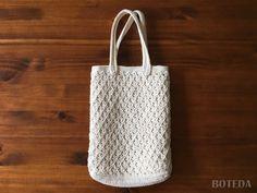 [뜨개질] 별무늬 코바늘 여름가방 : 네이버 블로그
