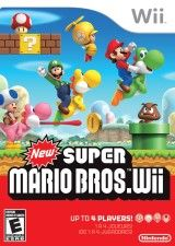 New Super Mario Bros. Wii - - New Super Mario Bros. Wii Developers at Nintendo have dreamed of creating a simultaneous multiplayer Super Mario Bros. game for decades. The Wii console finally Kirby Nintendo, Super Nintendo, Super Mario Bros Wii, Super Mario Brothers, Xbox 360, Playstation, Wii Games, Nintendo Games, Game Boy