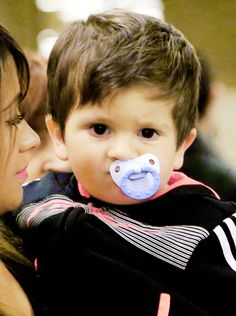 Thiago Messi... The cutest baby ever! ❤️❤️❤️