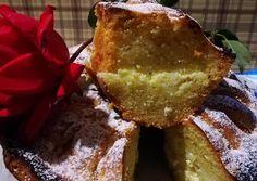 Pyszne ciasto z kostki twarogu i jabłka główne zdjęcie przepisu