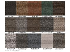Best Moire Black Landmark Tl Certainteed Shingle Colors 400 x 300