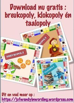 Als grote monopoly fan probeer ik het spel ook in mijn klaspraktijk te introduceren. Zo is er een monopoly Europa editie en een monopoly wereld editie waar je mits enkele aanpassingen wat leerinhou…
