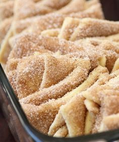 Elephant Ear Pull Apart Bread  http://thegardeningcook.com/best-recipes/best-recipes-page-3/