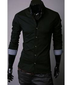 Men 39 s mandarin collar button up shirt pinterest for men for Nice mens button up shirts