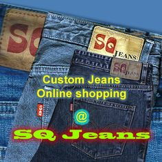 Make your own #jeans with experts fitting guideline sqjeans.com/fittingguide.html,  #Buy #CustomMadeJeans at #SQJeans