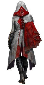 View an image titled 'Evie Outfit, Backside Art' in our Assassin's Creed Syndicate art gallery featuring official character designs, concept art, and promo pictures. Assassins Creed Cosplay, Assassins Creed Rogue, Character Outfits, Character Art, Character Design, Kleidung Design, Costume Design, Cool Outfits, Costumes