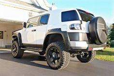 fj cruiser with 33 inch tires - Google Search