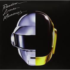 Vinyl Daft Punk - Random Access Memories, Columbia, 2013, 2LP | Elpéčko - Predaj vinylových LP platní, hudobných CD a Blu-ray filmov Greatest Album Covers, Great Albums, Daft Punk, Columbia, Random Access, Memories, Eyewear, Music, Sports