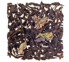 Thé noir Damman à la violette