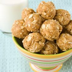 No Bake Bumpy Peanut Butter Nuggets Recipe