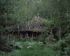 Thought-Provoking Photographs Of People Living Alone In The Wilderness