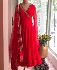 Book ur dress now Completely stitched Customised in all colours Rakhi Verma.designer For booking ur dress plz dm or whatsapp at 91 9748822853 / 919949184003 Kurti Designs Party Wear, Kurta Designs, Blouse Designs, Indian Gowns Dresses, Pakistani Dresses, Designer Anarkali Dresses, Designer Dresses, Indian Wedding Outfits, Indian Outfits