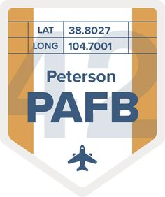 Click to learn more about Peterson AFB in Colorado Springs, CO.
