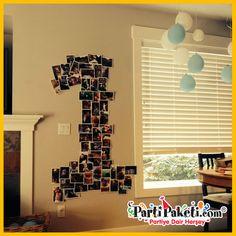 1 yaş doğum günü parti kutlamalarınız için parti temaları ve ürünleri PartiPaketi Mağazaları ve www.PartiPaketi.com adresinde!