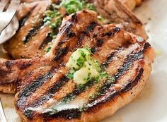 Meat Blog | The Feed---Grilled Pork Chops How To