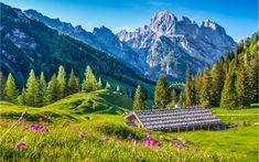 Das sind die schönsten Hüttenwanderwege in Österreich