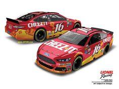 Jayski's® NASCAR Silly Season Site - 2016 NASCAR Sprint Cup Series #16 Paint Schemes