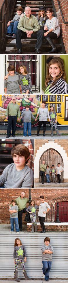Urban Family Photo Session by Tampa Family Photographer Sherri Kelly