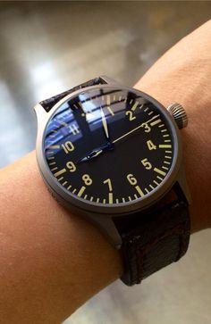 Steinhart B-Uhren 47 mm
