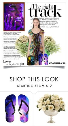 """Purple Dream #packforcoachella"" by stine1online ❤ liked on Polyvore featuring Ethan Allen and packforcoachella"