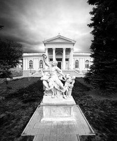 The Statue of Laocoon, Odessa, Ukraine