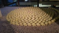 """""""Bombas de racimo"""", Lidó Rico en la Galería Sicart. JUSTMAD5 Madrid  #ArteContemporáneo #ContemporaryArt #Art #Arte #Arterecord 2014 https://twitter.com/arterecord"""