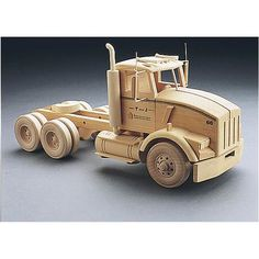 Shop our G4461 - Kenworth Tractor Plans at Grizzly.com