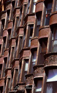 Windows in Chicago..