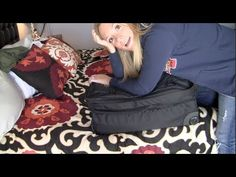PACK FOR ONE MONTH IN A CARRY ON - YouTube