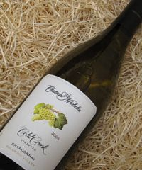Chateau Ste Michelle Cold Creek Chardonnay 2008 - The flavors dance on your palette!  One of my absolute favorite wines!