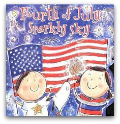 4th of July Books, Crafts, Recipes and Printables for Preschool and Kindergarten