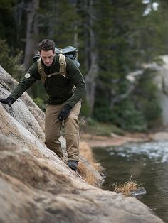 Our most rugged pant, built to go the distance. Covert DC Pant from Triple Aught Design (shown in ME Brown)