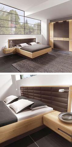 bett 180 cm x 200 cm in holz wei schlafzimmer pinterest living spaces landscaping and spaces. Black Bedroom Furniture Sets. Home Design Ideas