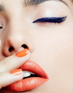 Tangerine Lips | Best Lipstick Colors For Spring | Makeup Tutorials