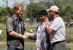 Prince Harry visits Homestay Leorani...