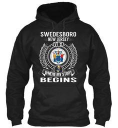 Swedesboro, New Jersey - My Story Begins