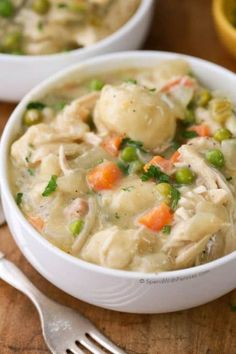Crock Pot Chicken and Dumplings. Juicy chicken breasts cooked to tender perfection in the slow cooker in a rich creamy sauce.Easy Crock Pot Chicken and Dumplings. Juicy chicken breasts cooked to tender perfection in the slow cooker in a rich creamy sauce. Slow Cooker Recipes, Crockpot Recipes, Cooking Recipes, Casserole Recipes, Chicken Casserole, Chicken Recipes, Drink Recipes, Stuffing Casserole, Dinner Recipes