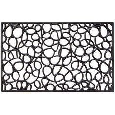 Exceptionnel Recycled Rubber Loop Doormat