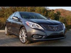 Hyundai Azera Video Review -- Edmunds.com
