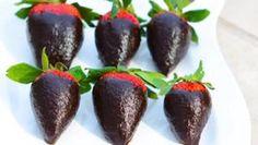 FullyRaw Chocolate Covered Strawberries